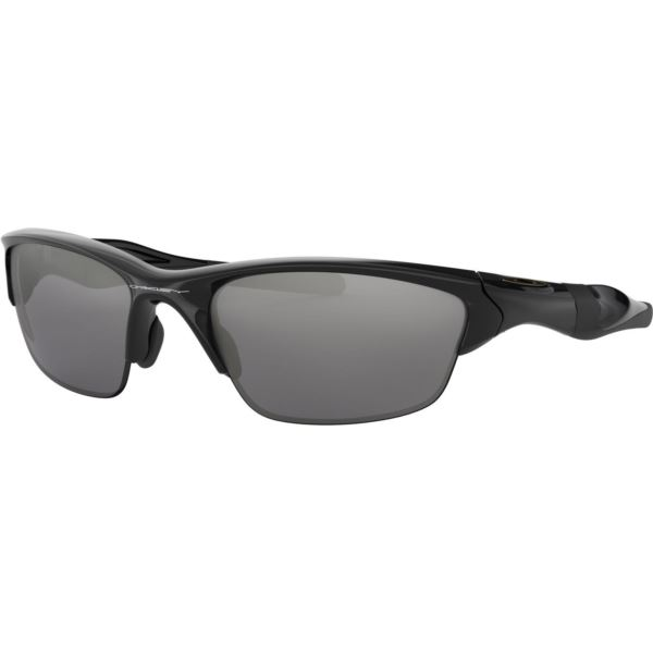 Half Jacket 2.0 Sunglasses - Polished Black/Black Iridium OO9144-01