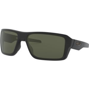 Double Edge Sunglasses - Matte Black/Dark Grey OO9380-0166