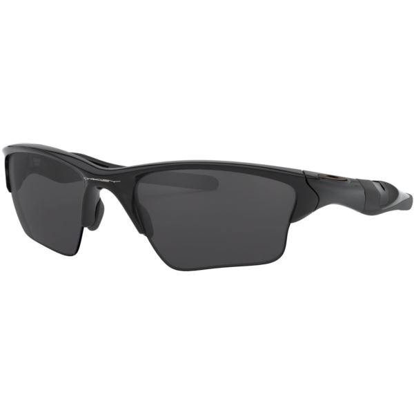 Half Jacket 2.0 XL Sunglasses - Polished Black/Black Iridium OO9154-01