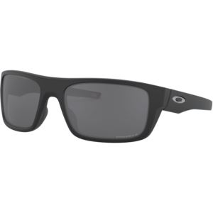 Drop Point Sunglasses - Matte Black/Prizm Black Polarized OO9367-0860