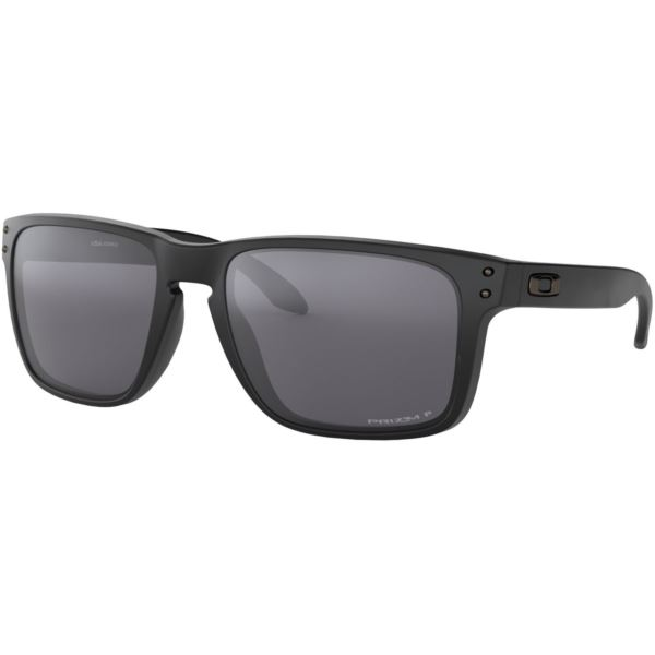 Holbrook XL Sunglasses - Matte Black/Prizm Black Polarized OO9417-0559