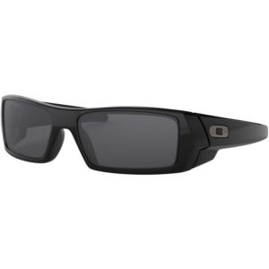 Gascan Sunglasses - Polished Black/Grey OO9014-03-471