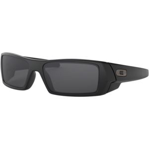 Gascan Sunglasses  - Matte Black/Grey OO03-473