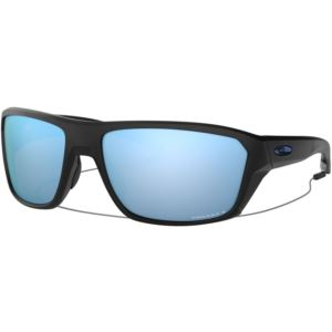 Split Shot Sunglasses - Matte Black/Prizm Deep Water Polarized OO9416-0664