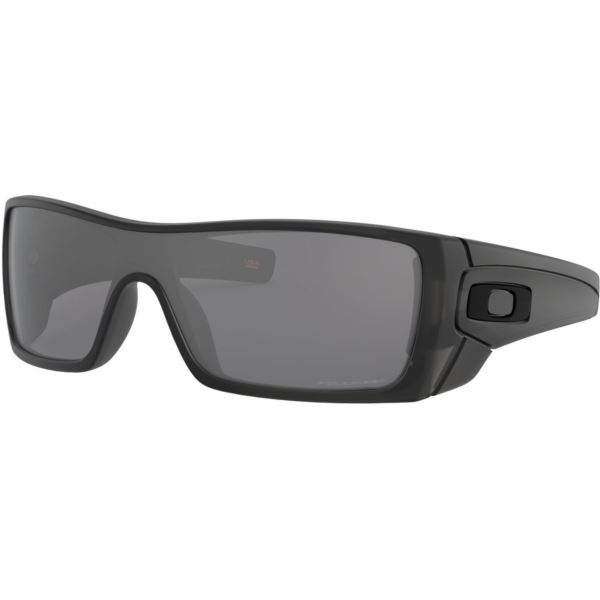 Batwolf Sunglasses - Matte Black Ink/Black Iridium Polarized OO9101-35