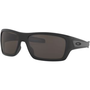 Turbine Sunglasses - Matte Black/Warm Grey OO9263-01