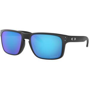 Holbrook Sunglasses - Matte Black/Prizm Sapphire Polarized OO9102-F055